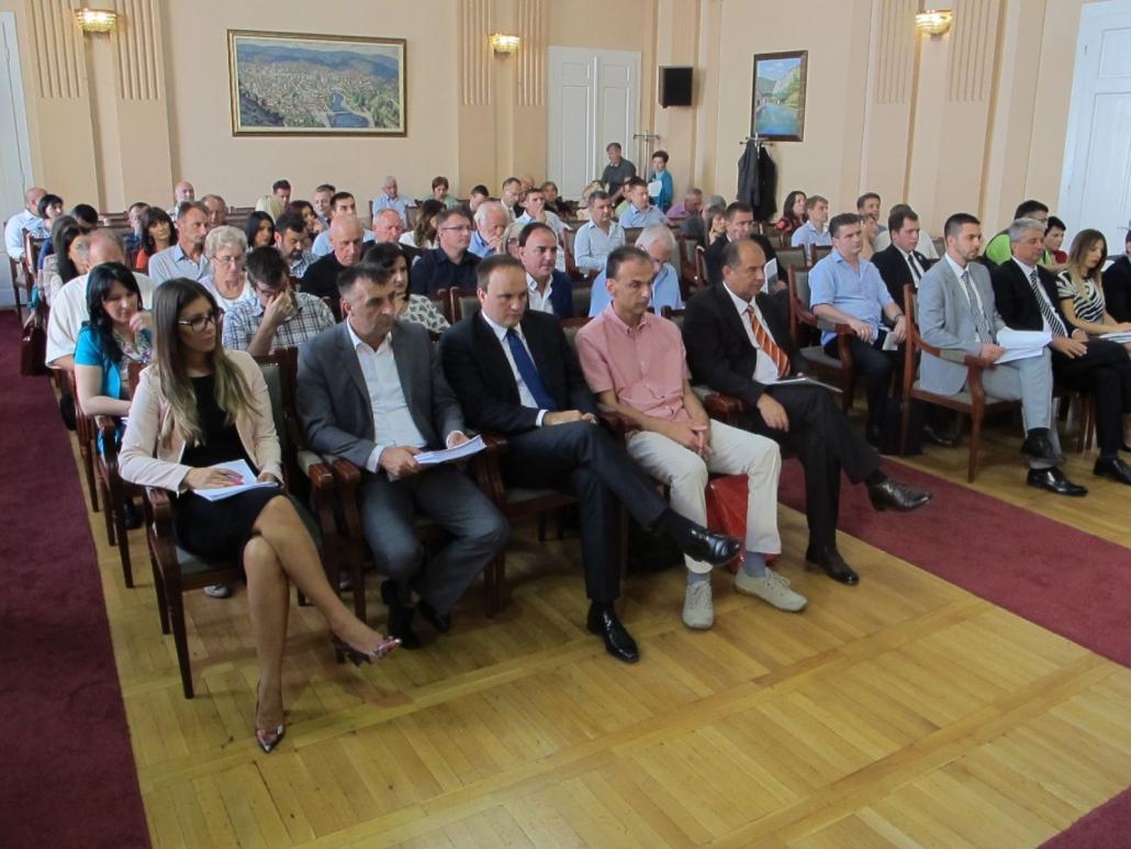 Momir Petrović, član Gradskog veća za oblast privrede i investicija