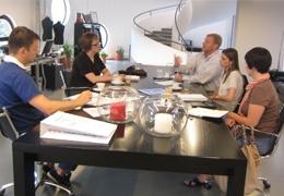 Sastanak sa predstavnicima USAID-a